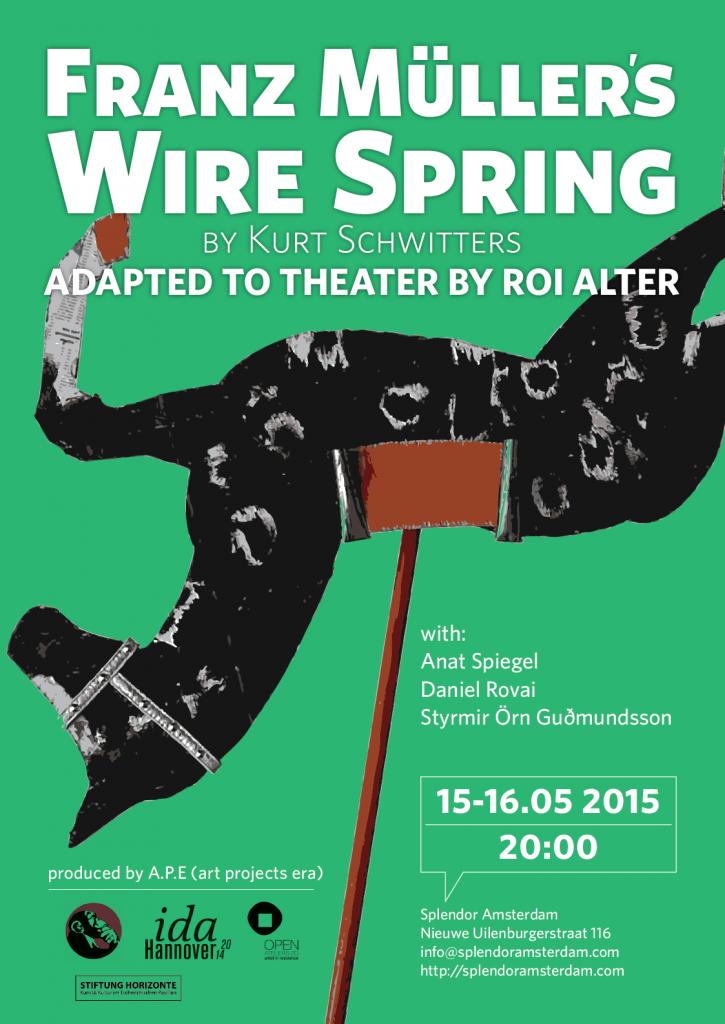 Franz Müller's Wire-Spring